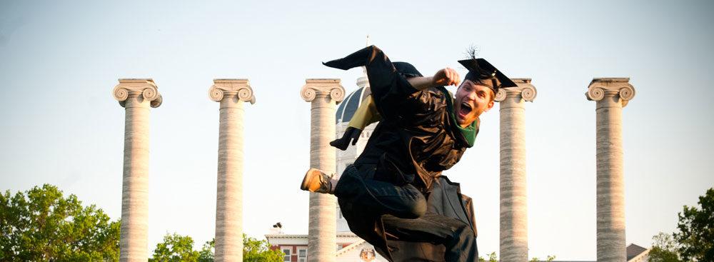 Mizzou Graduation 2020.Graduation Commencement